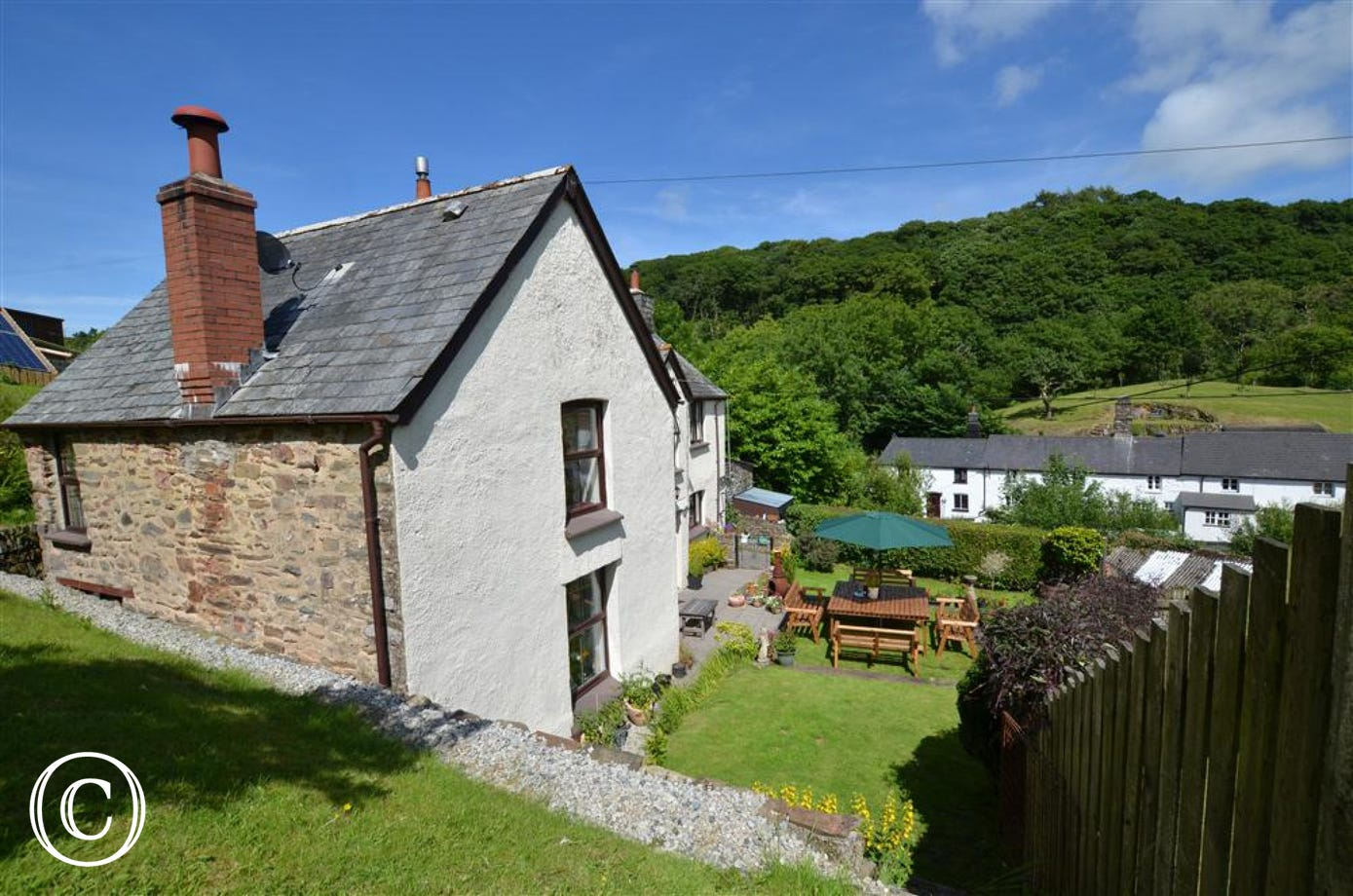 A most wonderful location for those wishing to explore the untamed beauty of Exmoor with its abundance of wildlife