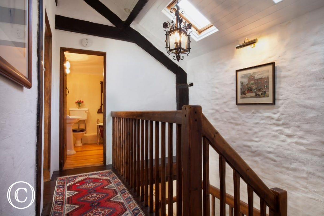 Amazing countryside cottage Hutchinghayes Barn, East Devon, Honiton, Combe Raleigh