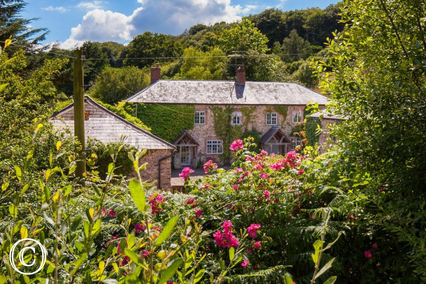 amazing rural self-catering family retreat in Honiton, East Devon