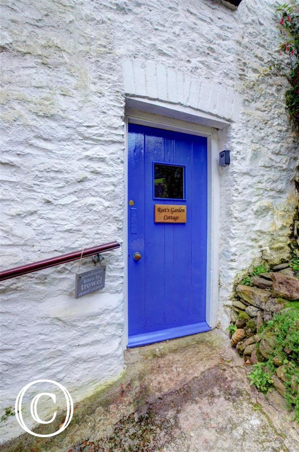 Welcome to Garden Cottage in Combe Martin