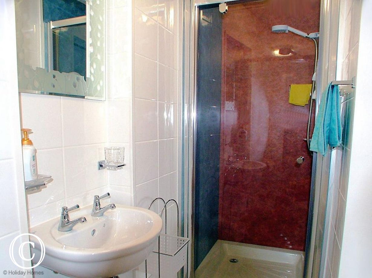 Stanley Apt 1 Paignton - En-Suite shower to Bedroom 1