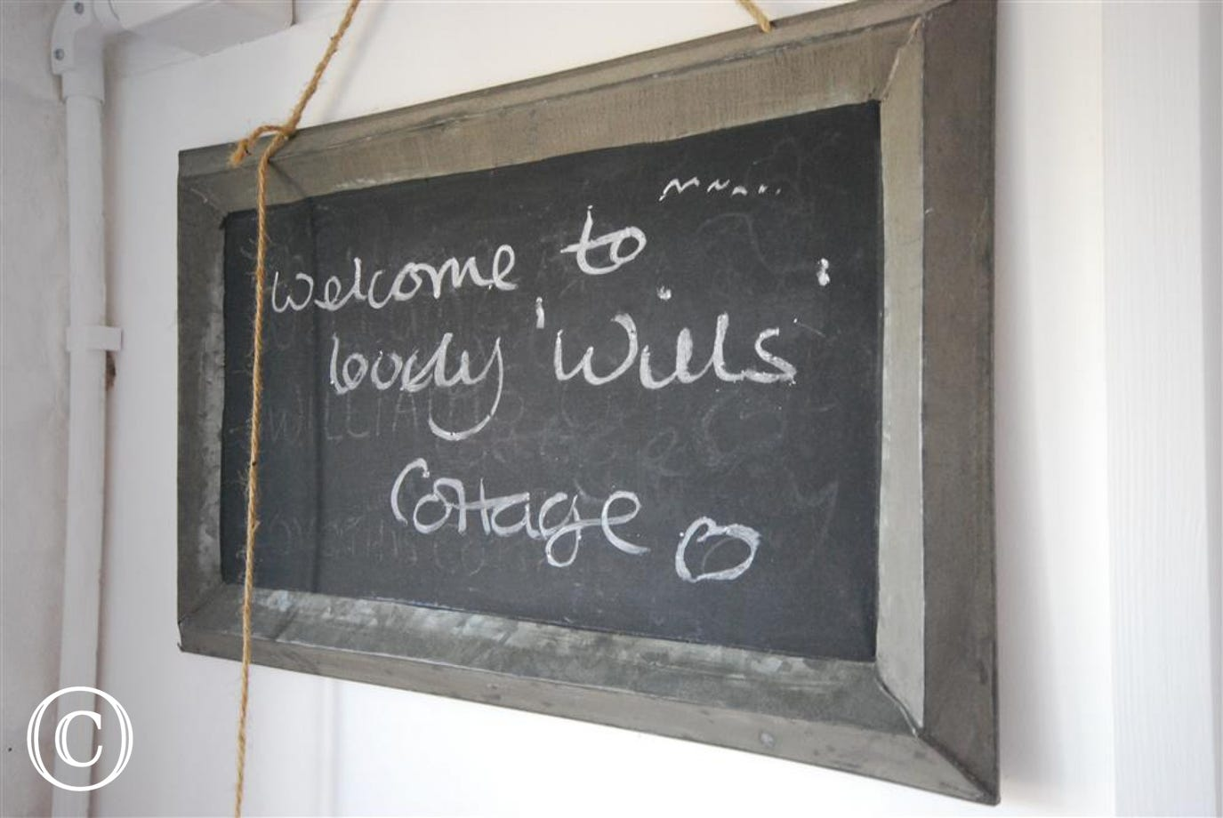 Welcome to Williams Cottage!