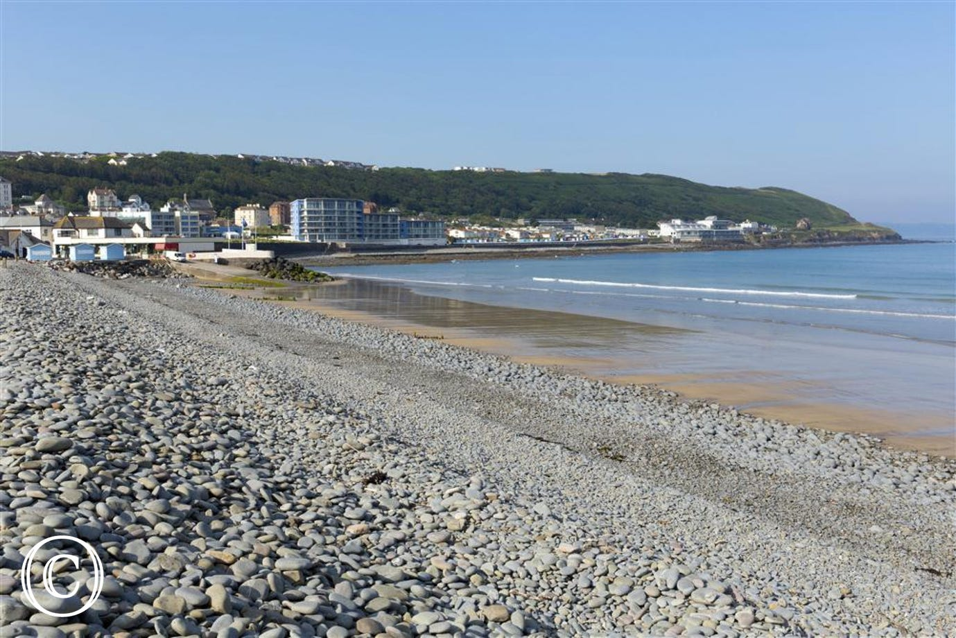 Westward Ho! Beach - View 1