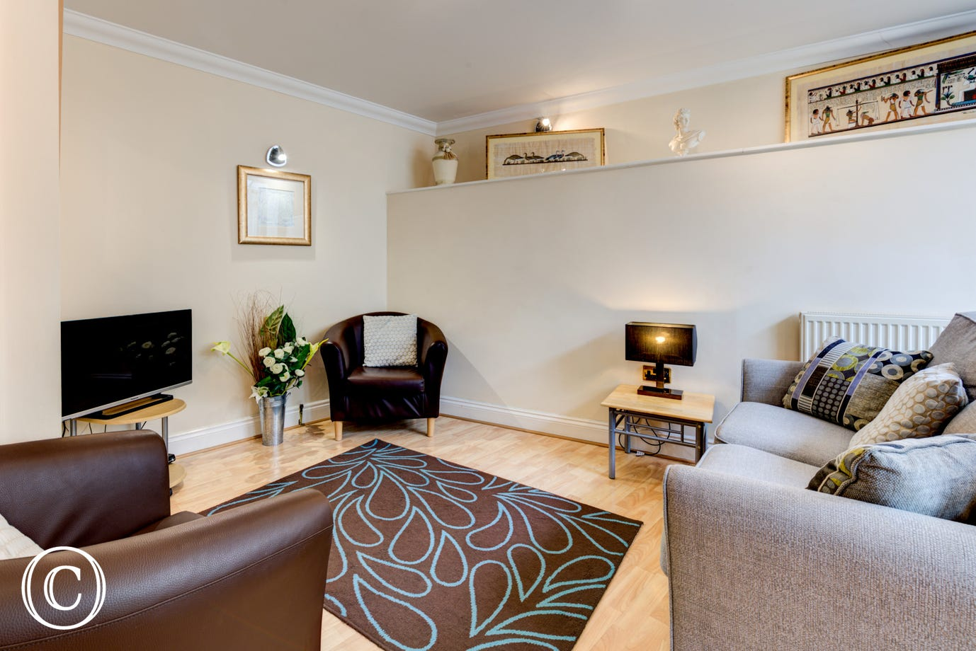 Sunnyhill Mews Holiday Cottage Torquay - Lounge