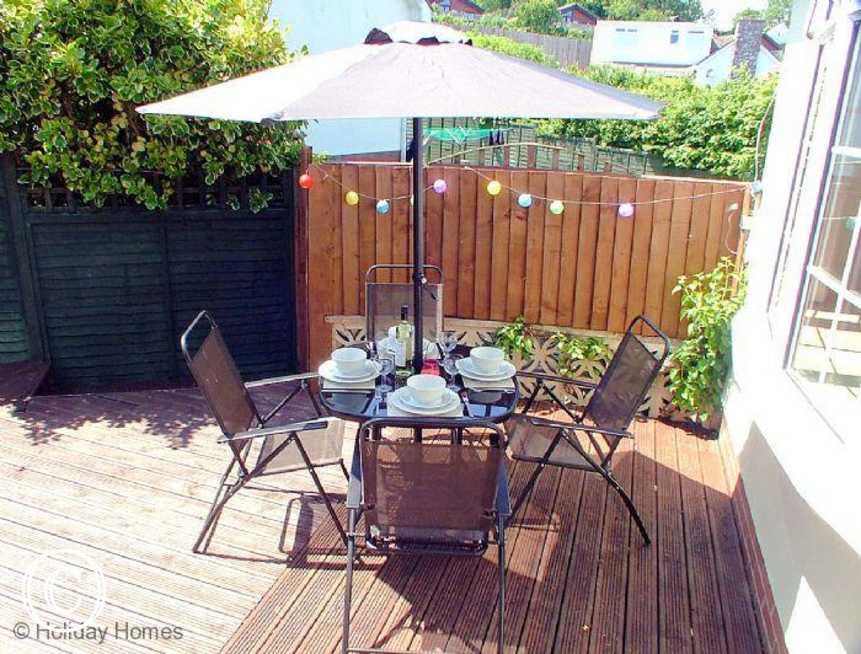 Meadowside Paignton - Super Furnished Deck
