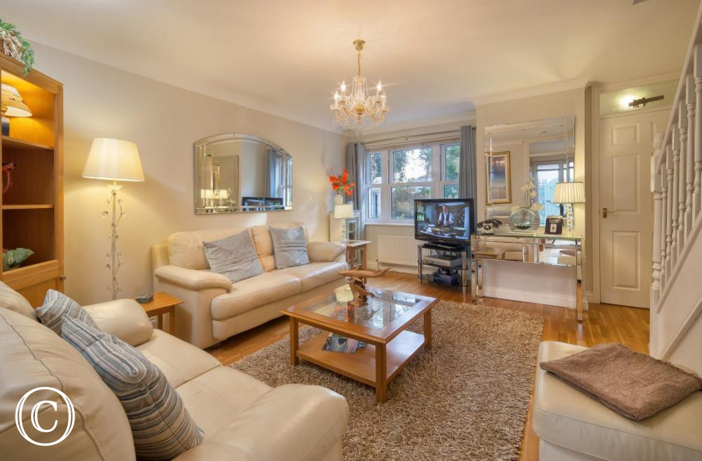 Comfortable Living Room, Perfect for Family Beach Holiday in Torquay