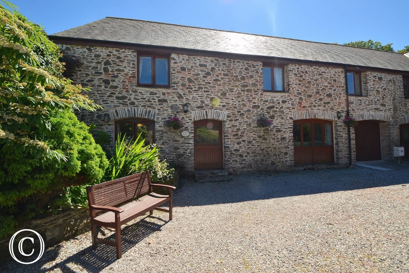 Cherry Cottage in Slapton