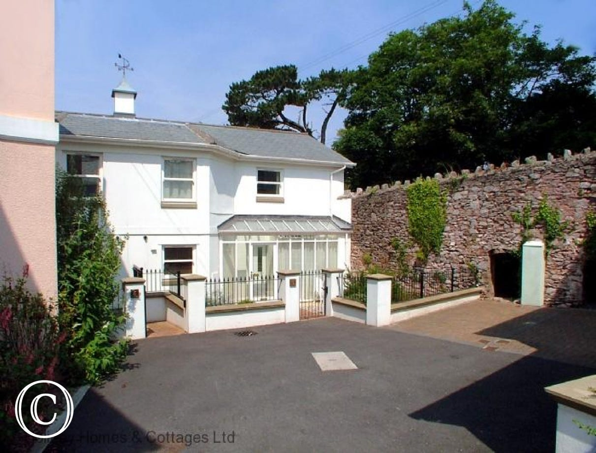Sunnyhill Mews Holiday Cottage Torquay - External