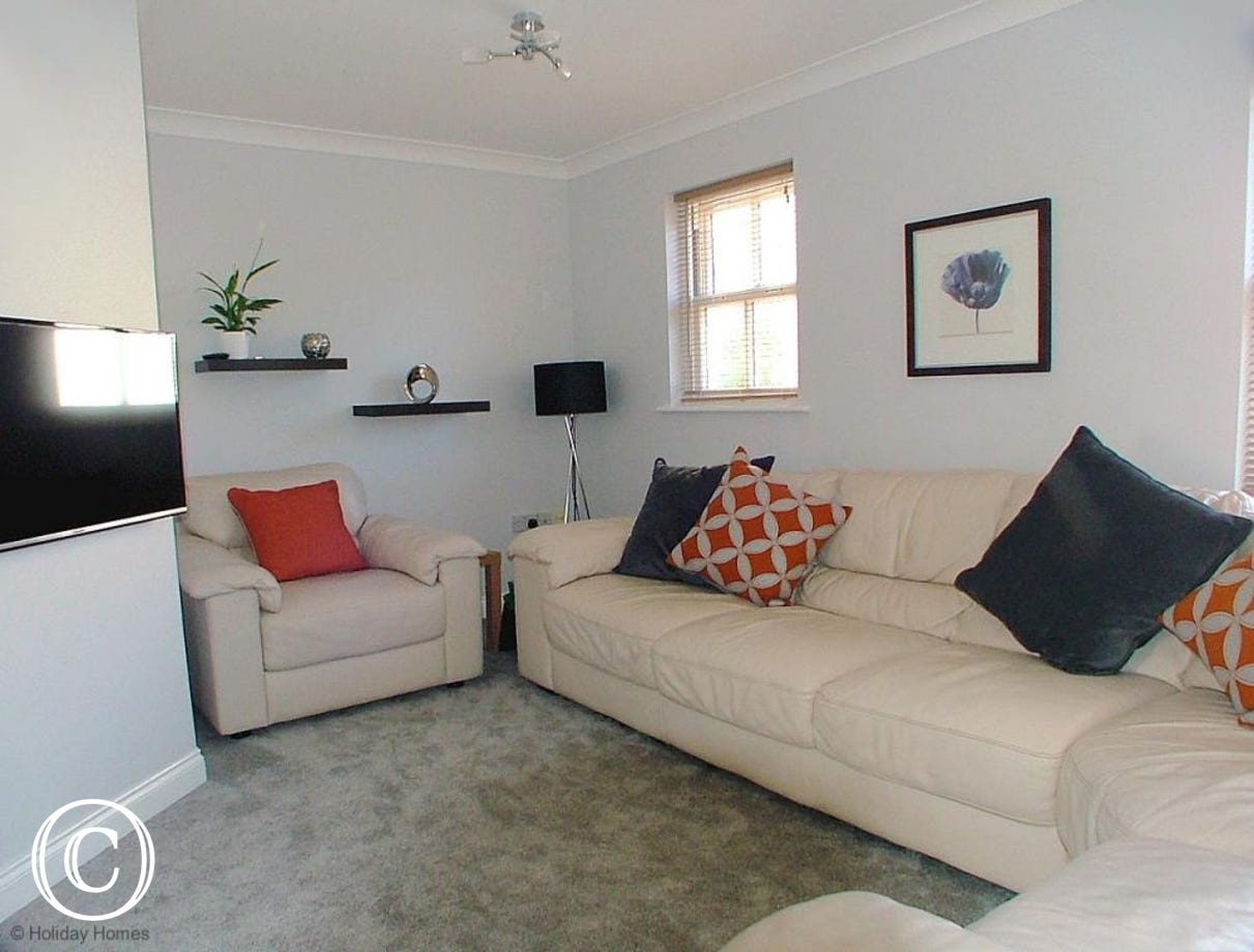 Mount Braddon Mews Torquay -  Comfortable Lounge for relaxing