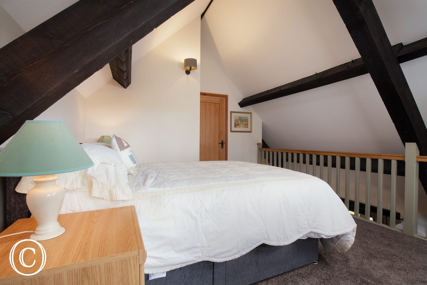 The very best of Cockington Cottages - oozing character and charm with exposed beams