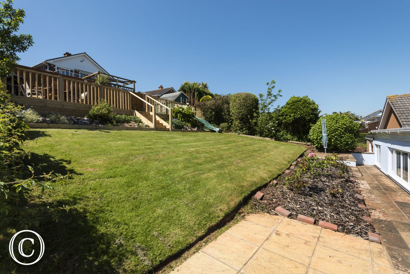 Sea Acres, Paignton - Garden (View 3)