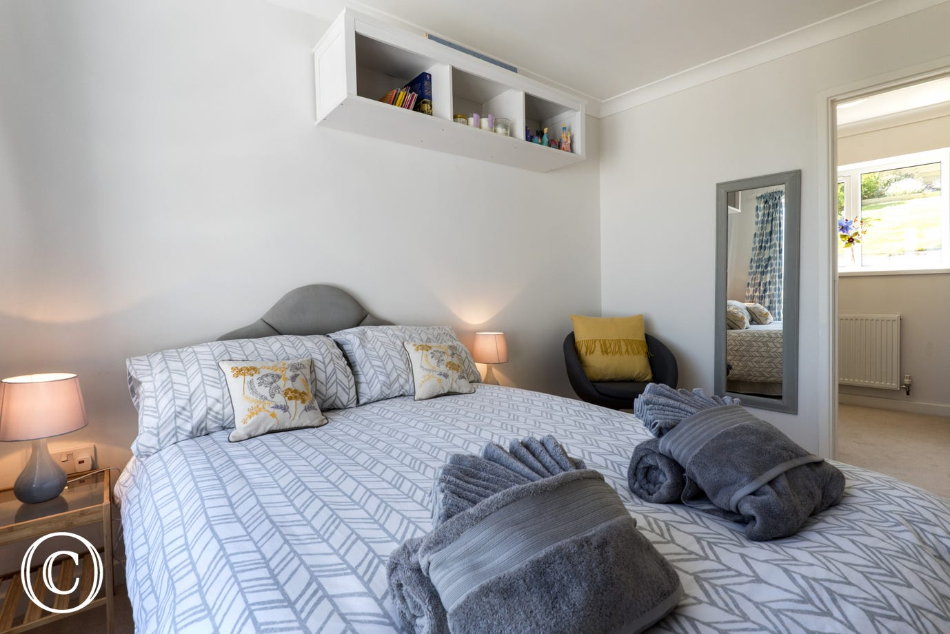 Sea Acres, Paignton - Bedroom (View 2)