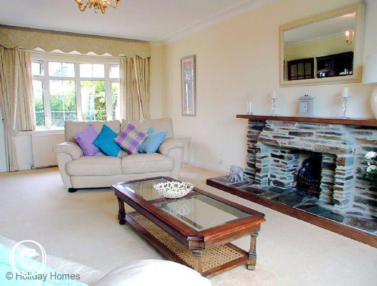 Meadowside Paignton - Relaxing Lounge Area