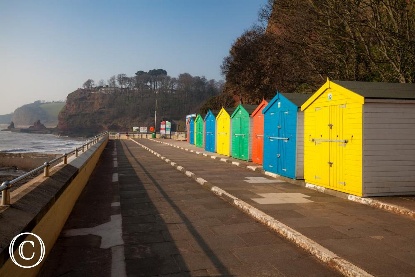 Self-Catering Holiday Apartments within walking distance of Dawlish Beach