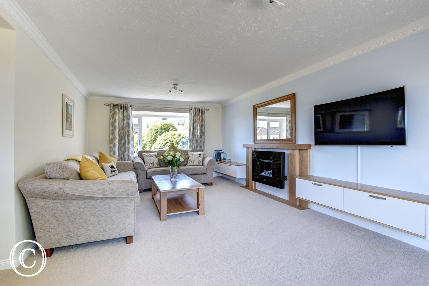 Summercourt House, Brixham - Living room - view 2