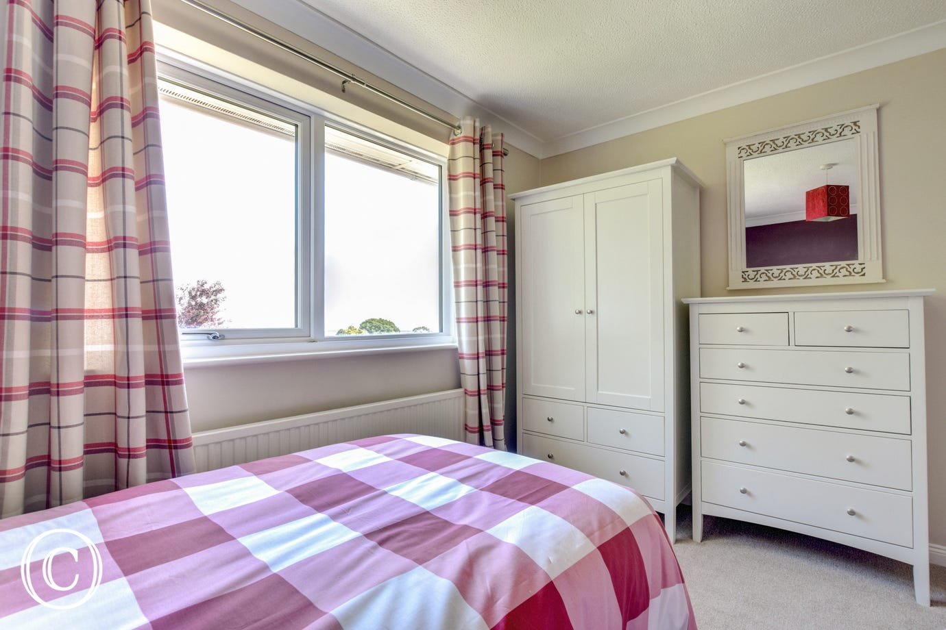 Summercourt House, Brixham - Twin room - view 2