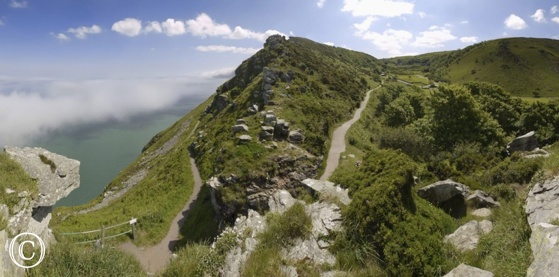 Valley of Rocks, Lynton