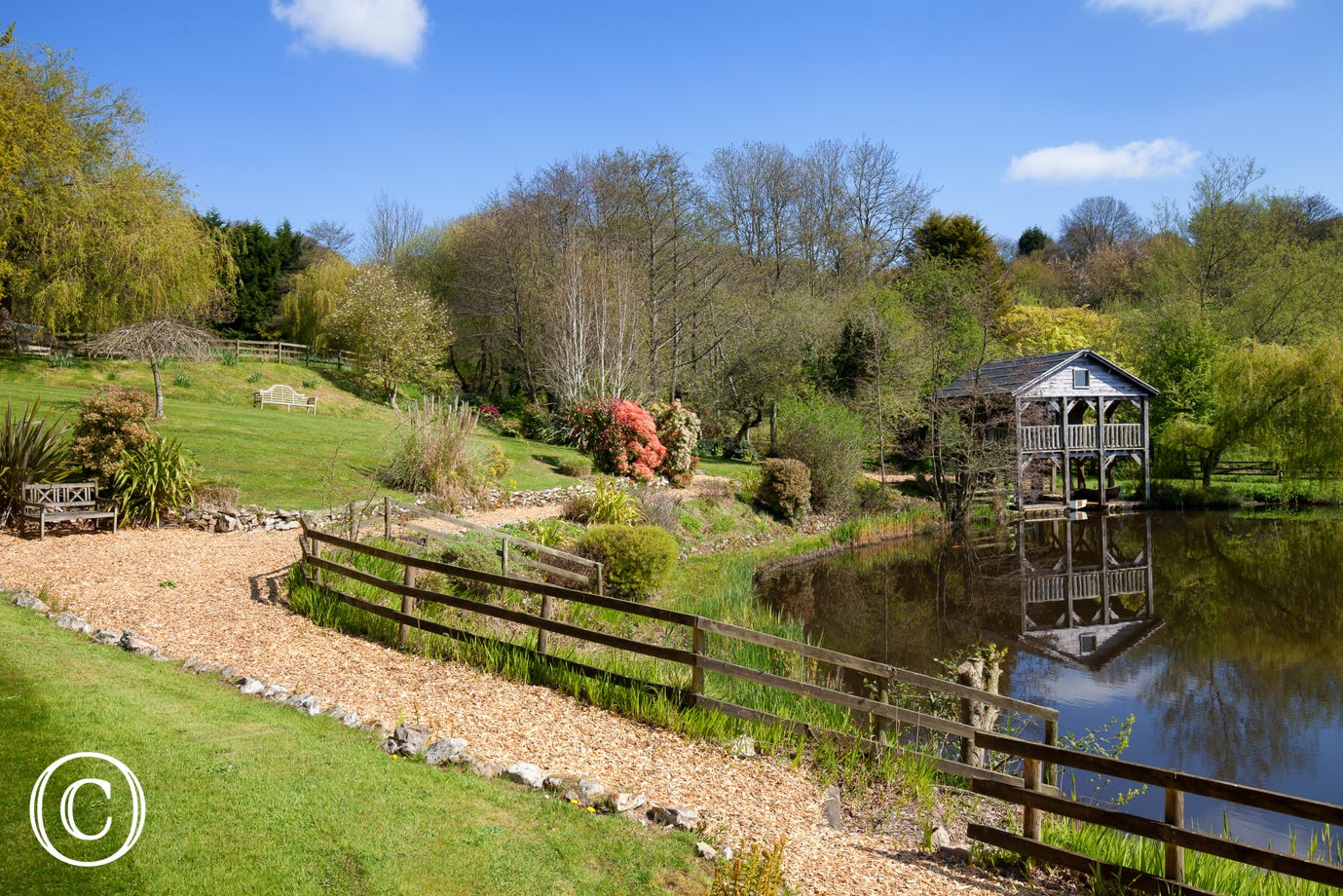Rural retreat Hutchinghayes luxury self-catering holiday rental in Honiton, South Devon