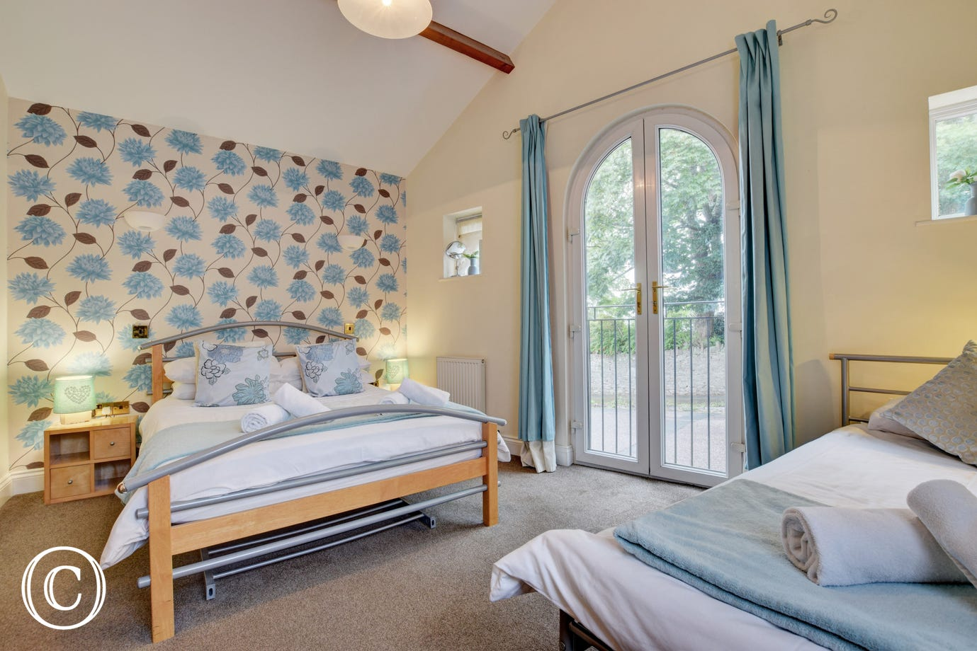 Sunnyhill Mews Holiday Cottage Torquay - Bedroom 2