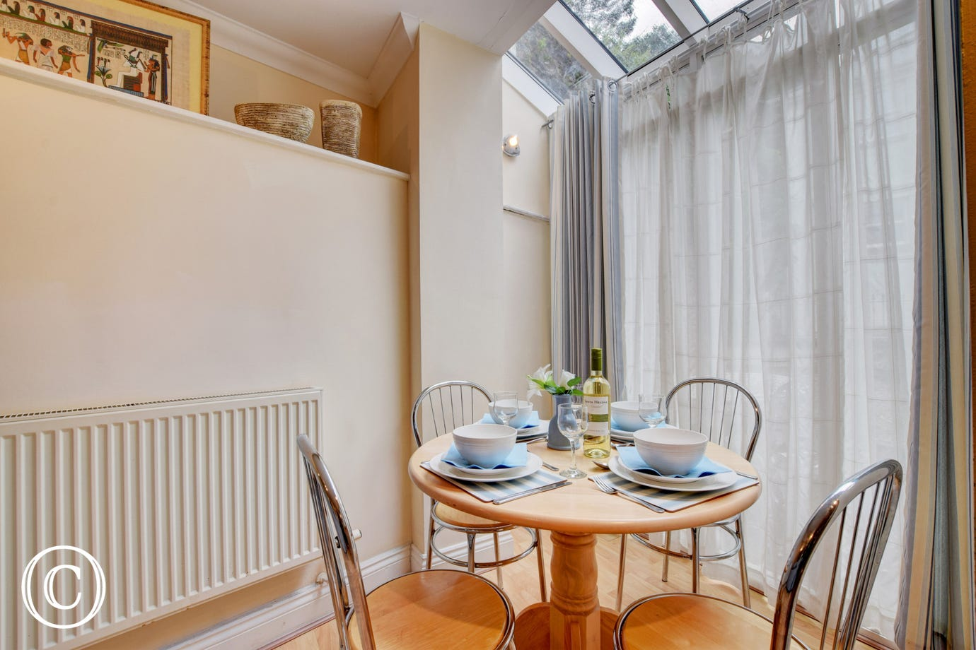 Sunnyhill Mews Holiday Cottage Torquay - Dining