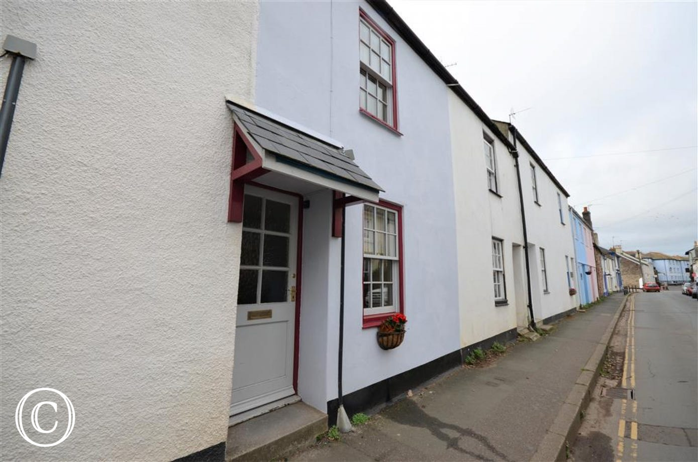 Exterior of property in Totnes
