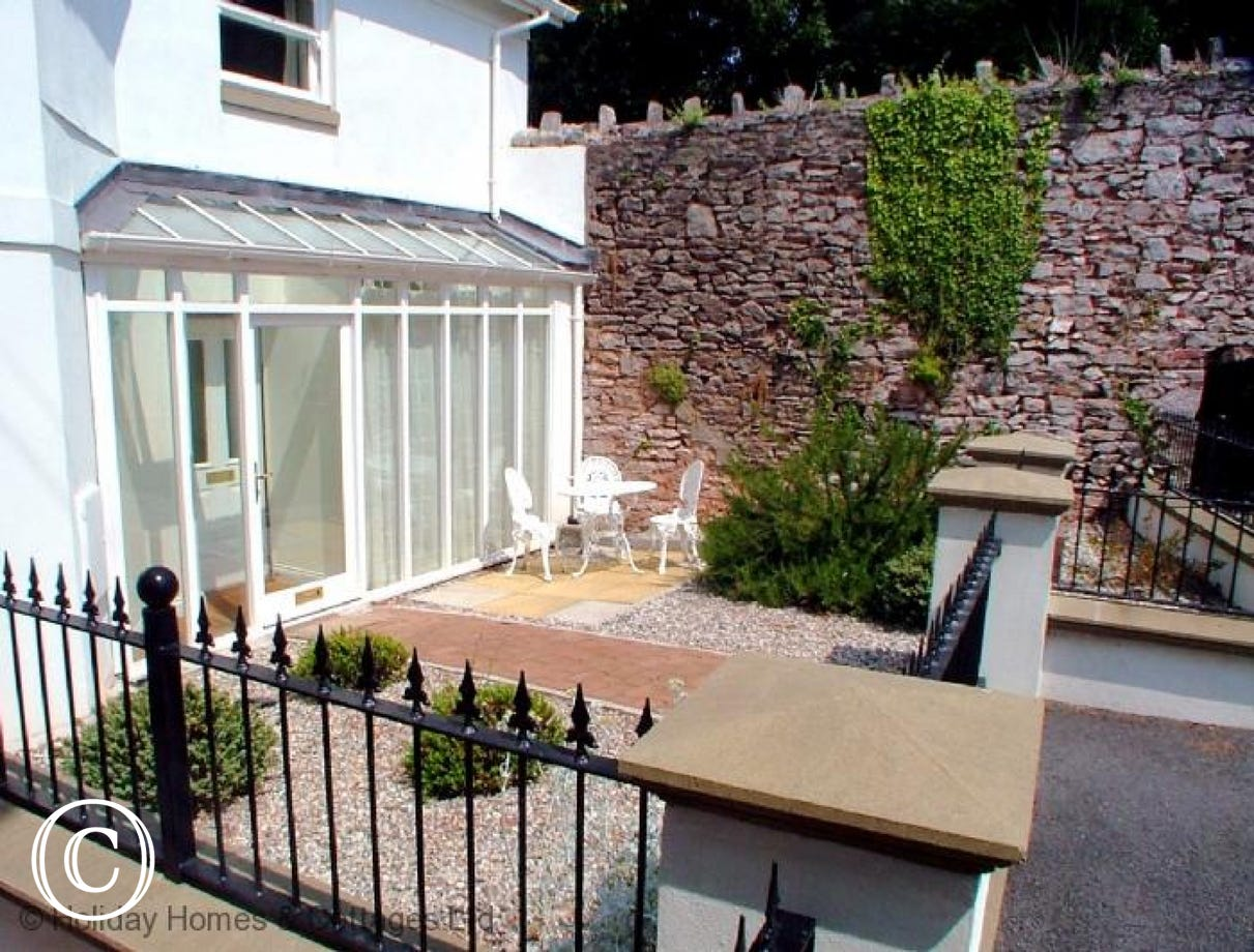 Sunnyhill Mews Holiday Cottage Torquay - Sunny Garden