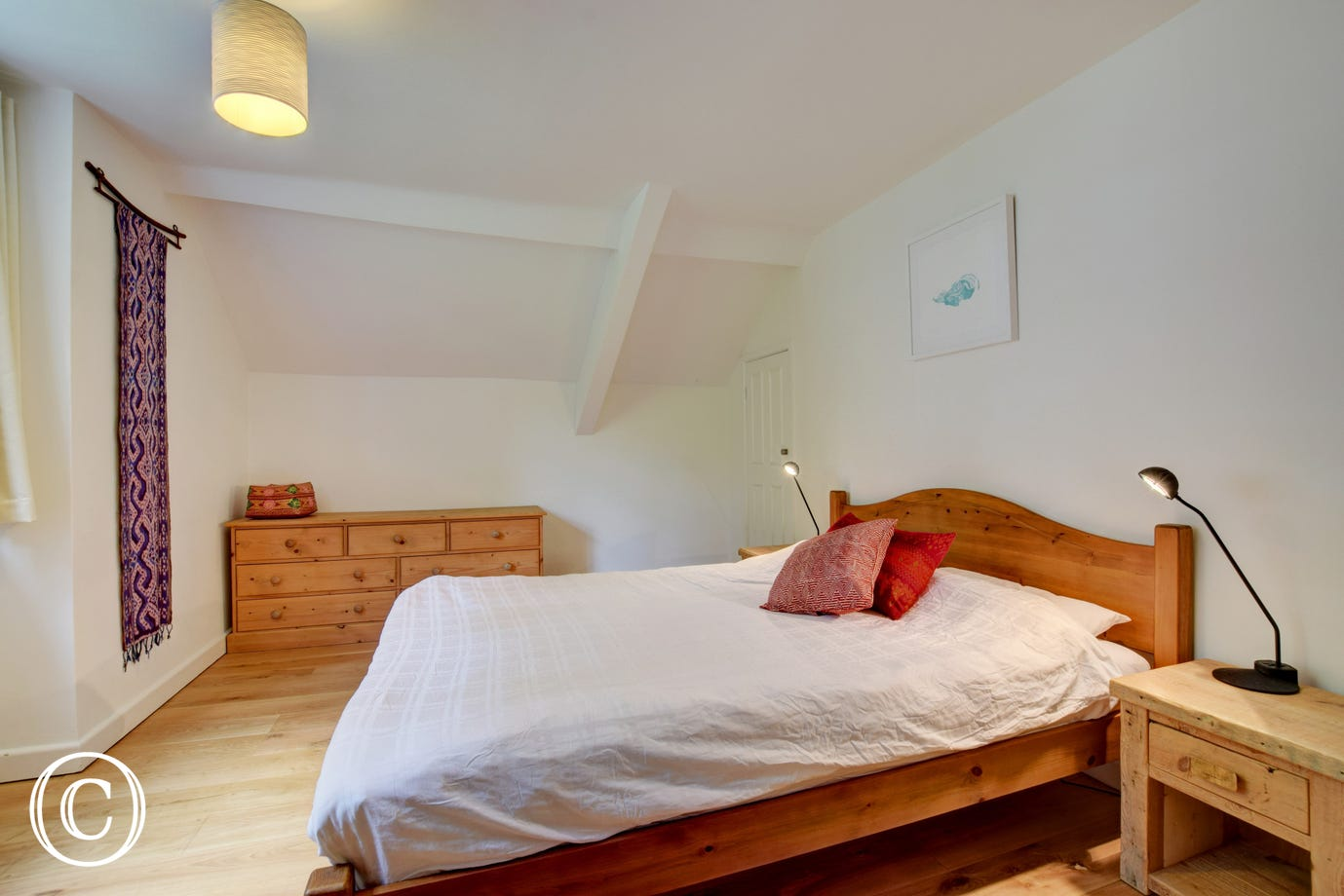 Wild Rose Cottage, Asprington - Bedroom 1