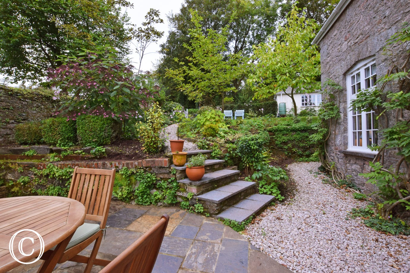 Wild Rose Cottage, Asprington - Garden - View 2