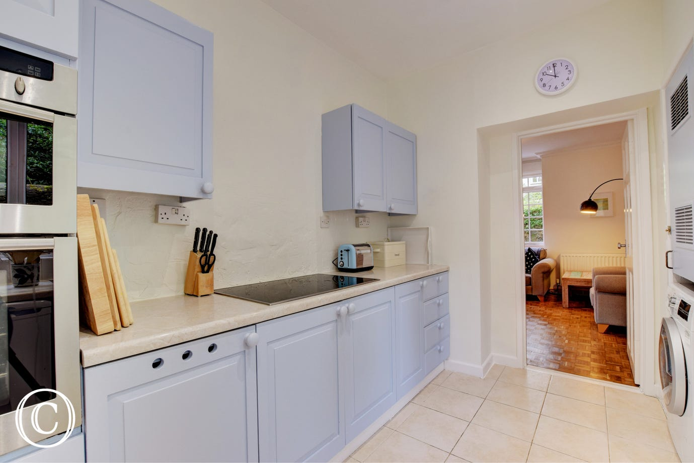 Wild Rose Cottage, Asprington - Kitchen - View 2