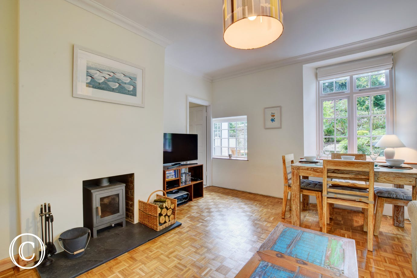 Wild Rose Cottage, Asprington - Sitting room - view 3