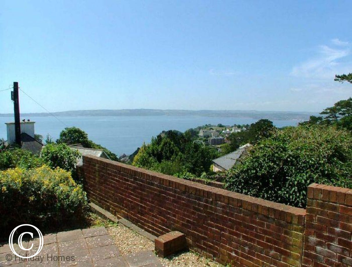 Gainsborough Torquay - View to the Bay