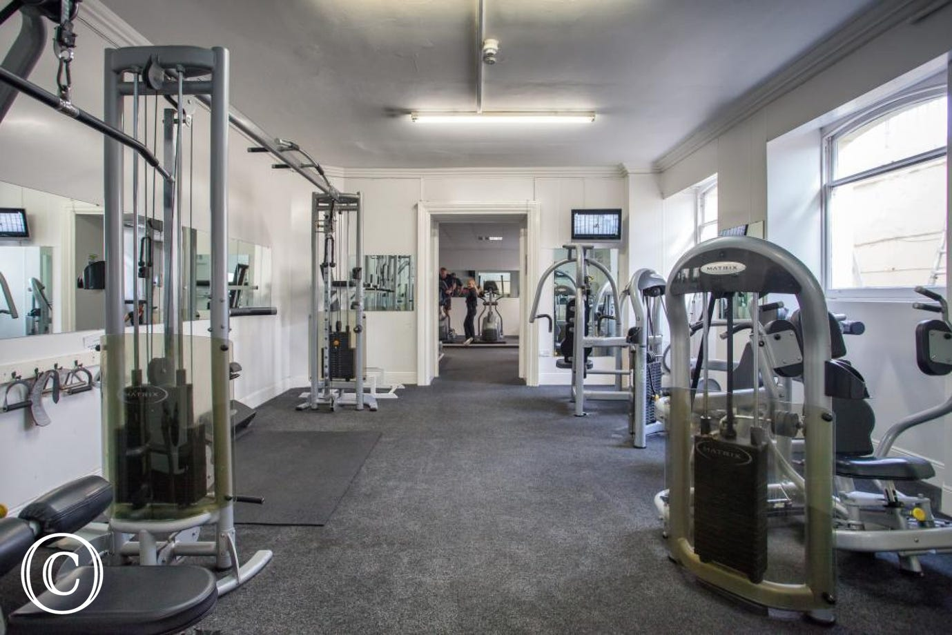 Meadfoot Beach Apartment, Torquay - Gym 1