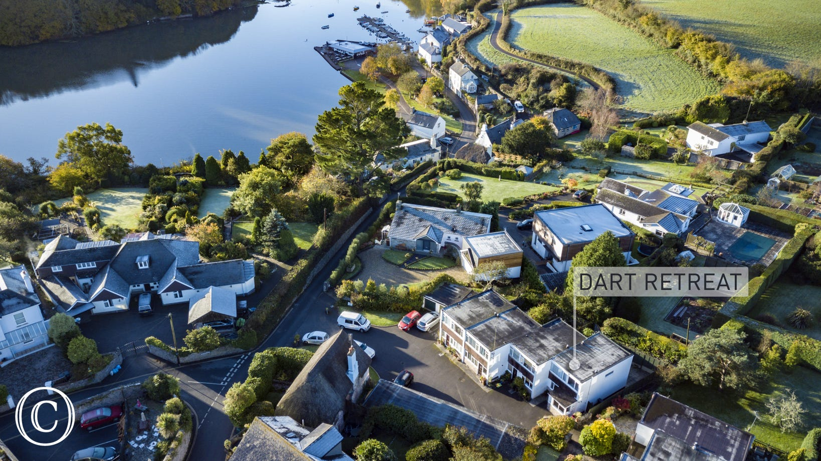 Stoke Gabriel Holiday Home close to the river Dart