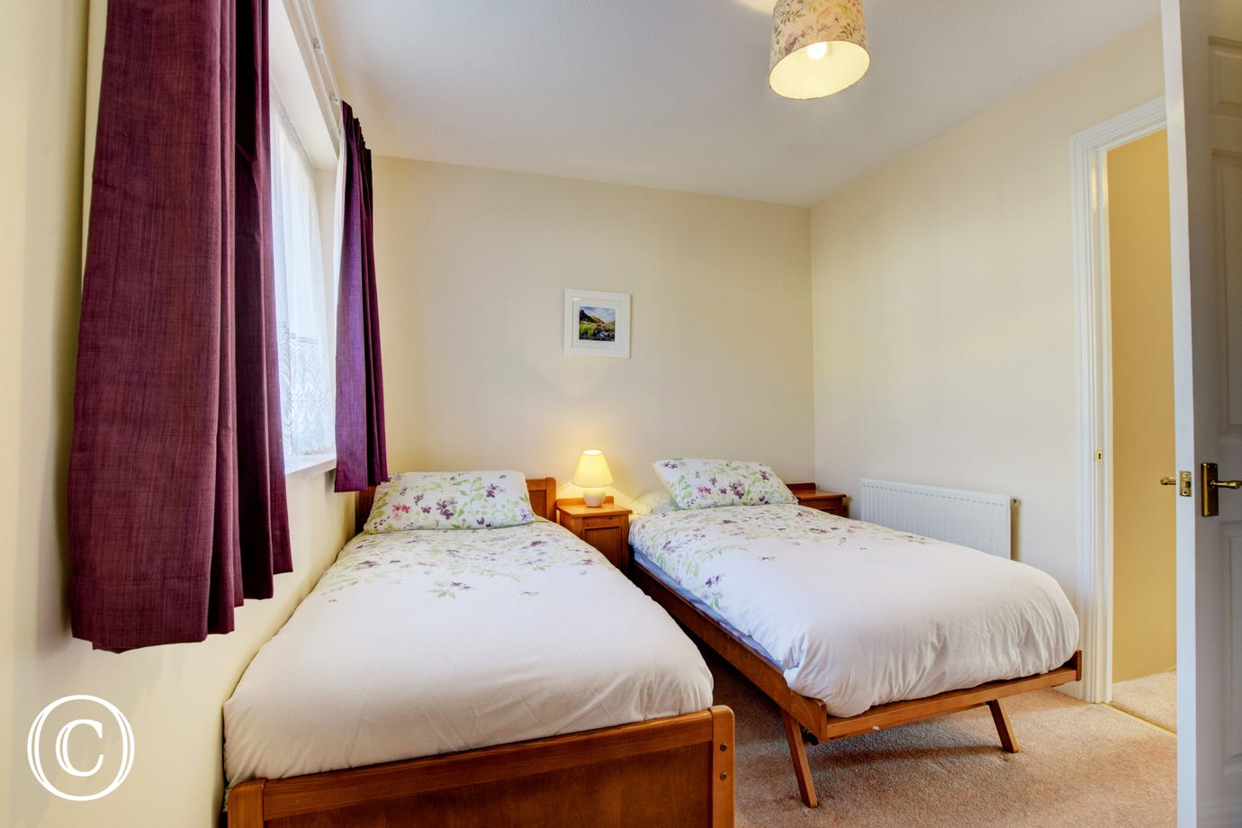 Gainsborough Torquay - Twin Bedroom