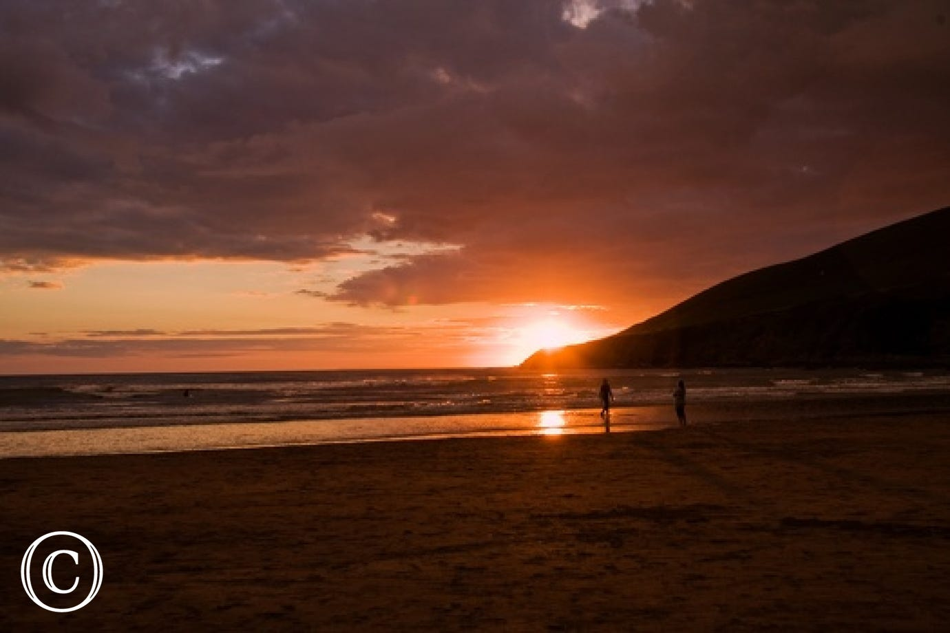 Enjoy one of these spectacular Saunton sunset from the privacy of your own balcony
