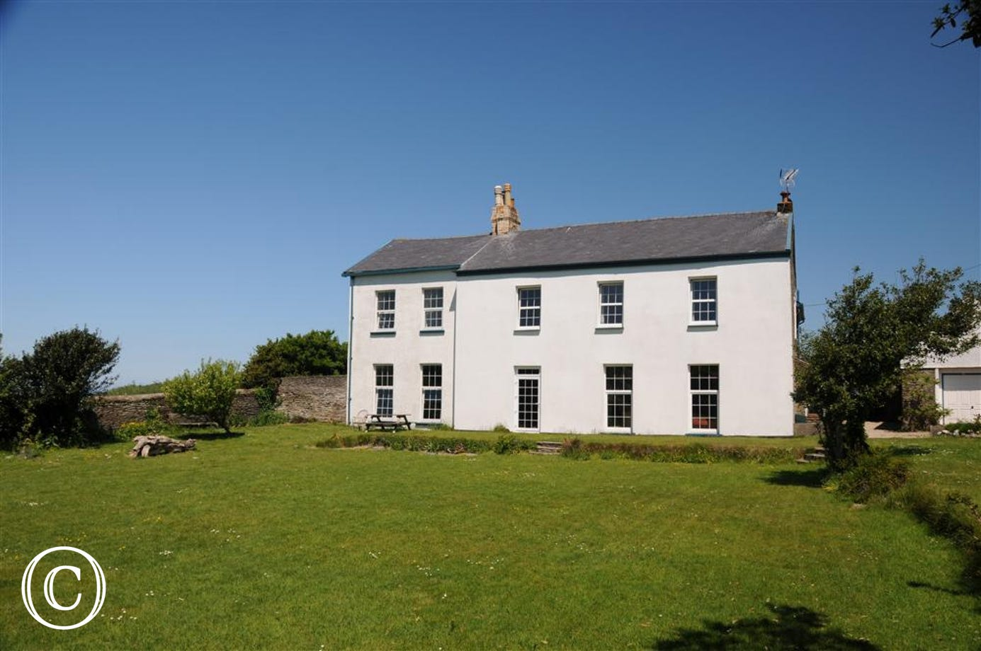 Mailscot is situated in the pretty village of Mortehoe