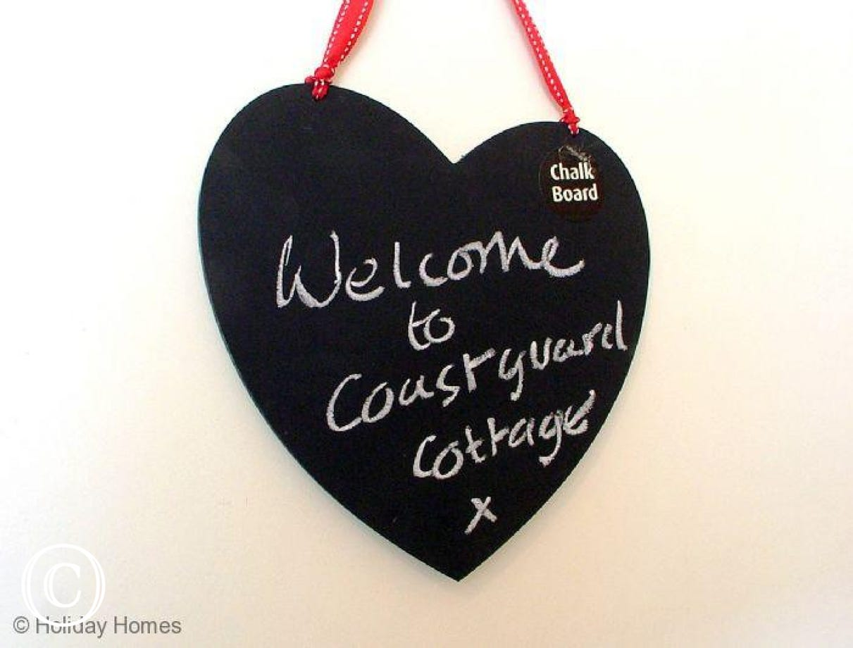 Coastguard Cottage Paignton - This says it all..!