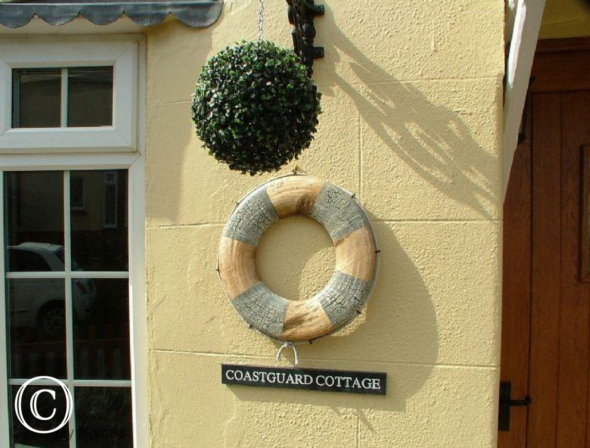 Coastguard Cottage Paignton - Welcome to the Seaside