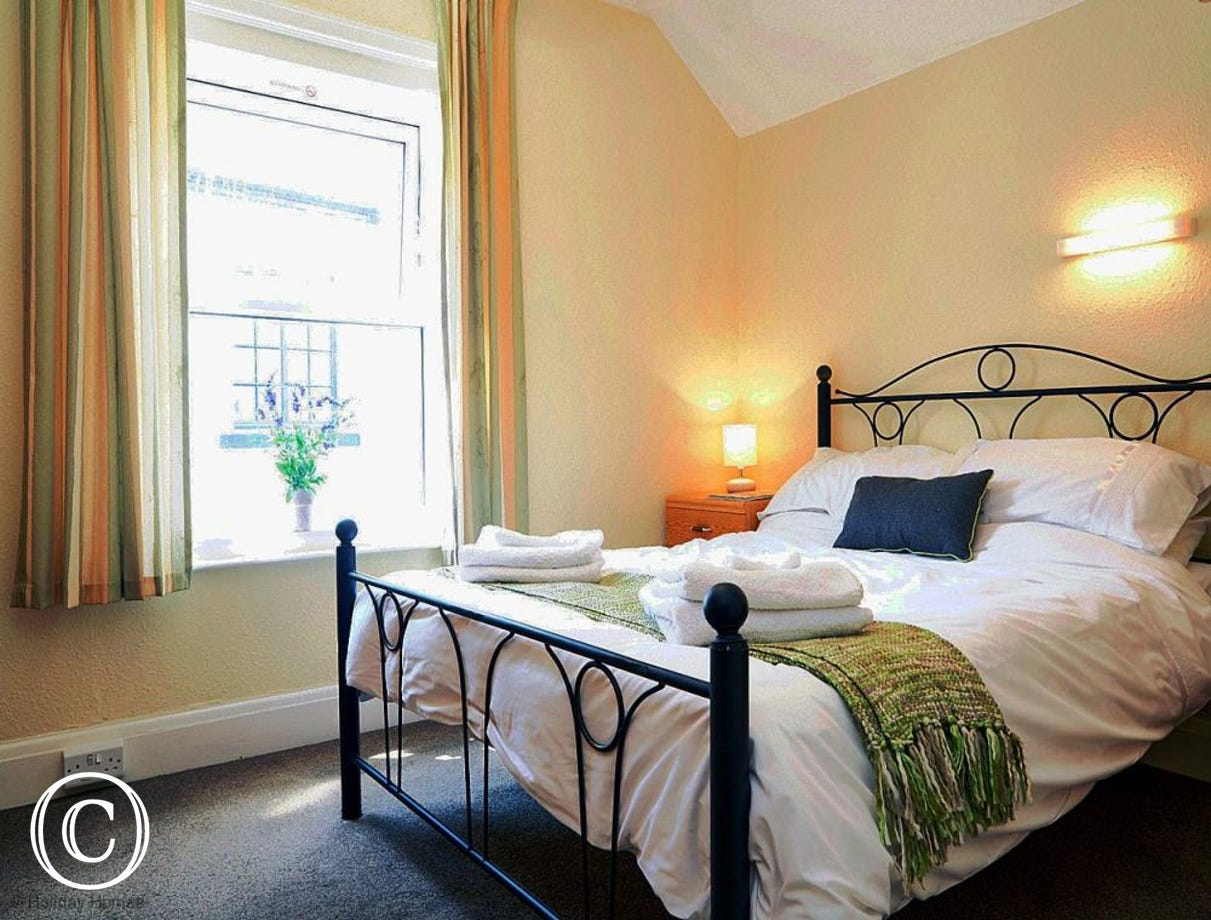 Quayside Cottage Teignmouth - Double Bedroom