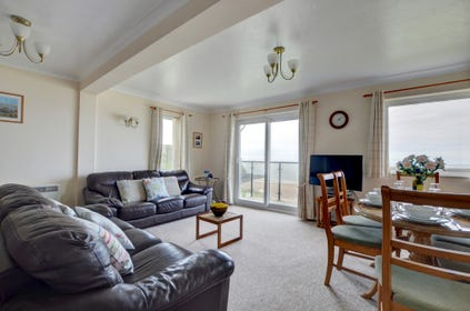 An exceptionally bright and spacious three bedroom apartment