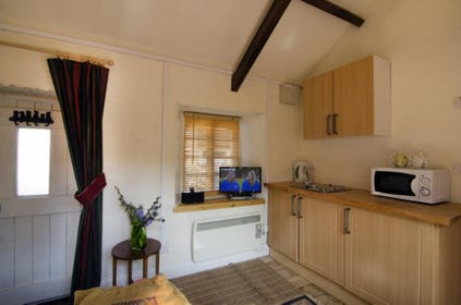 Galmpton Stable kitchen area