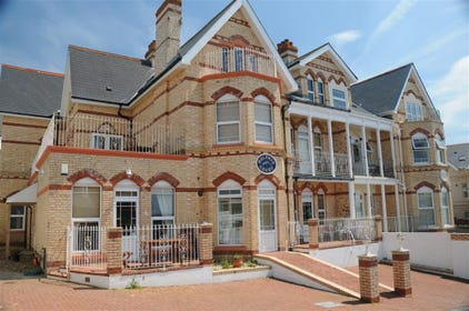 High quality ground floor accommodation located just off The Esplanade in Woolacombe