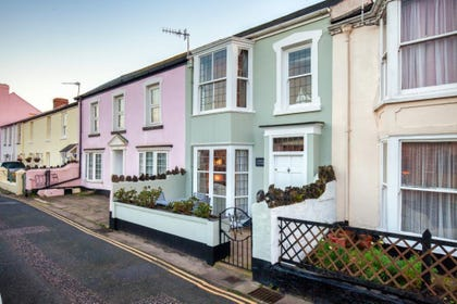 Property exterior - Compass Cottage, Shaldon