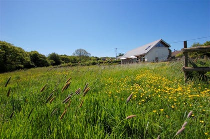 The original farm dates back to the 9th century and two barns have been skillfully converted into high quality holiday accommodation