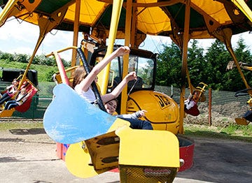 Fun at Diggerland