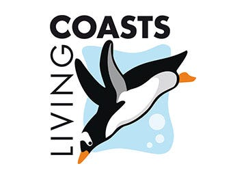 Logo for Living Coasts