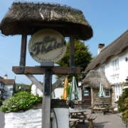 The Thatch in Croyde