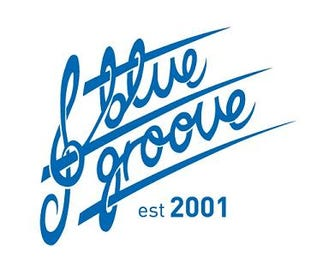 Logo for Blue Groove in Croyde