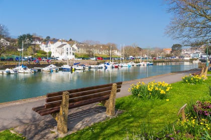 Kingsbridge in South Devon