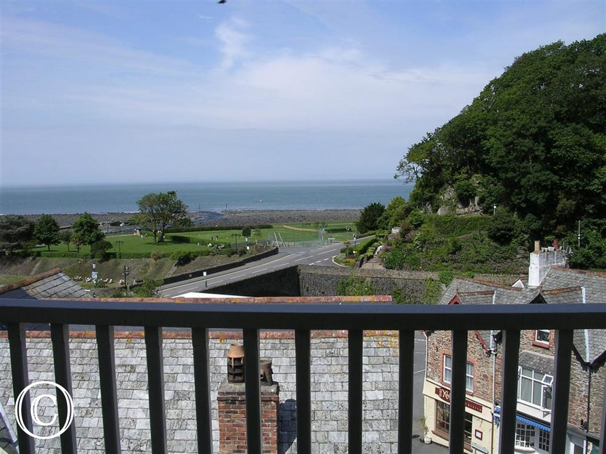 Ferndale House is a fabulous spacious holiday home in the heart of Lynmouth.